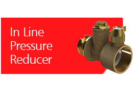 In Line Pressure Reducer