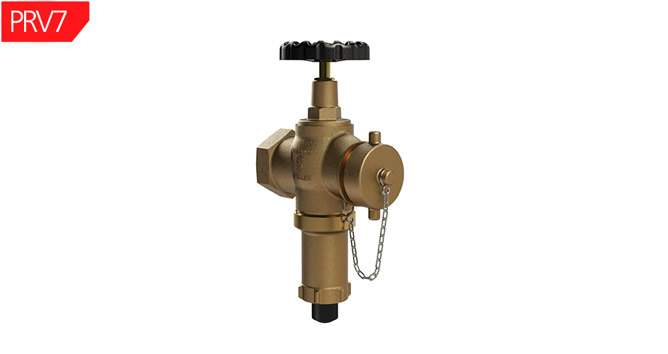 PRV7 Pressure Reducing Hydrant Valve